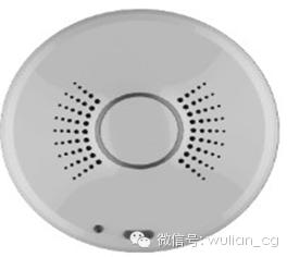 【产品评测】物联之家无线吸顶空气质量探测器