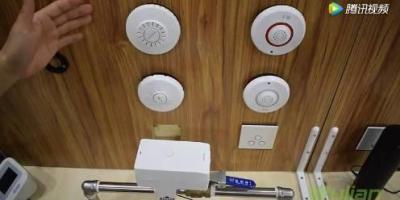 WULIAN课堂|守护家庭厨房安全,机械手与可燃气的绑定视频教程