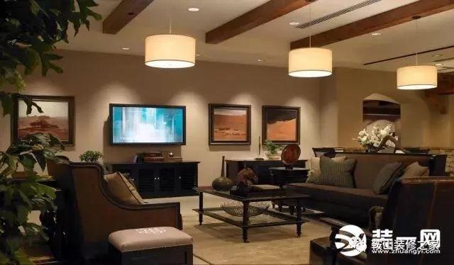 智能家居照明控制系统常用的五个场景
