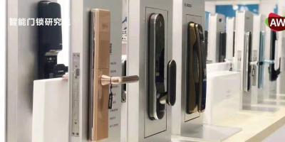 AWE2019智能门锁产品盘点:你最看好哪一款?