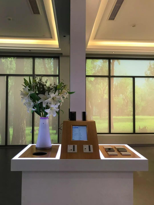 一起来看看贵州大数据综合试验区展示中心内WULIAN打造的智慧家庭!