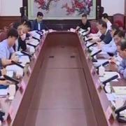 市委书记张敬华召开企业家座谈会,苏交科、南京物联等10家企业出席并发言