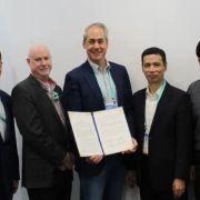 南京物联与立达信、云丁、绿米联创共同宣布支持CHIP项目